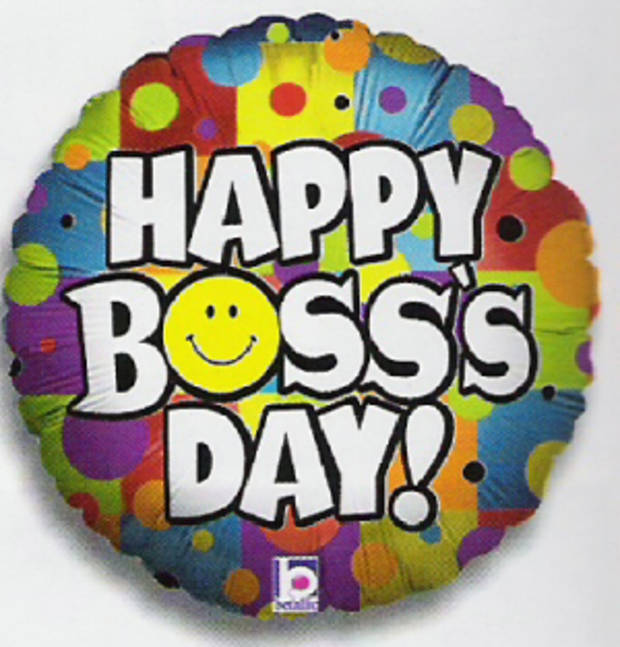 picture about Happy Boss's Day Cards Printable identify Nationwide Manager Working day What Will Oneself Do For Your Manager